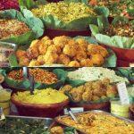 Delicious food at Uzima