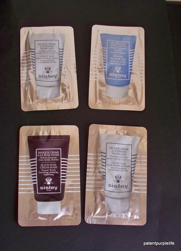 Sisley Skincare Samples