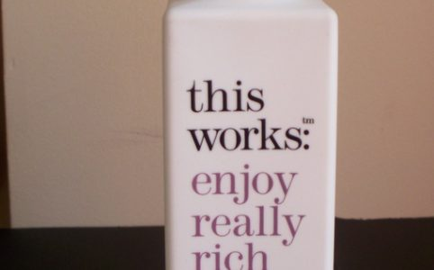 This Works Really Rich Lotion