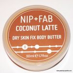 Nip and Fab Coconut Lattee Dry SKin Fix Body Butter