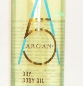 Argan + Dry Body Oil