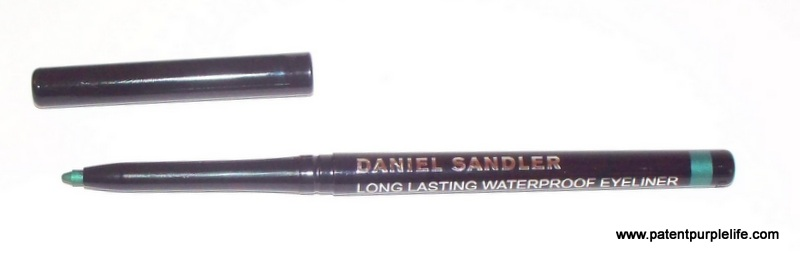 Waterproof Eyeliner by daniel sandler #8