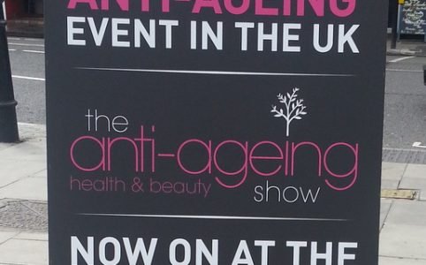 The Anti Ageing Show 2013