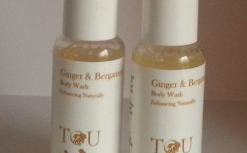 Tou Lou Organics Body Wash