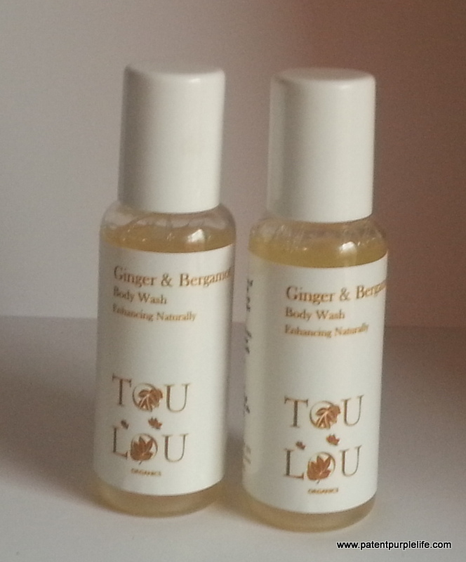 Tou Lou Organics Body Wash
