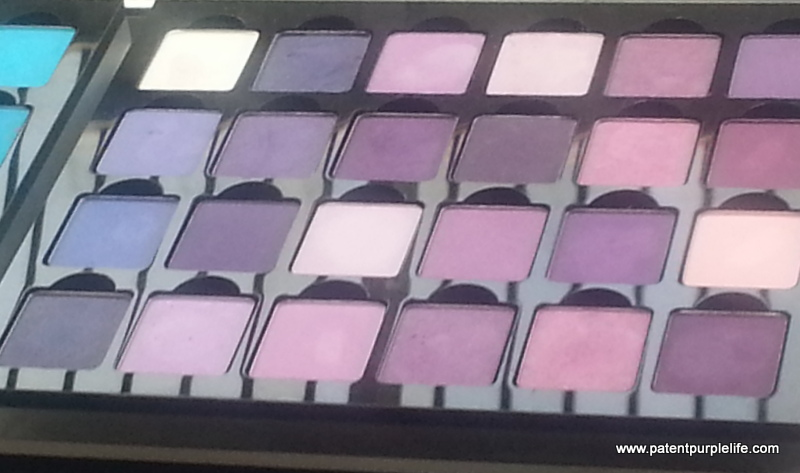 Beautiful purples from Inglot