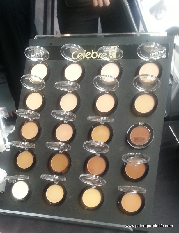 Celebre Powder Foundations from Mehron