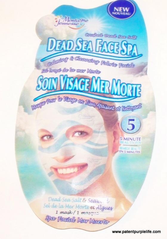 Montagne Jeunesse Dead Sea Face Spa