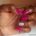 Pixi Number 15 Nail Art