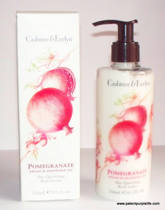Crabtree and Evelyn Pomegranate 1