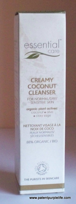 Creamy Coconut Cleanser - Essential Care