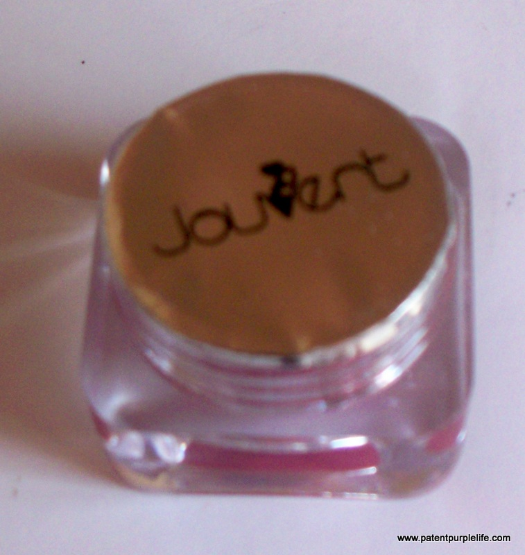 Jouvert Cream Eyeshadow PatentPurpleLife