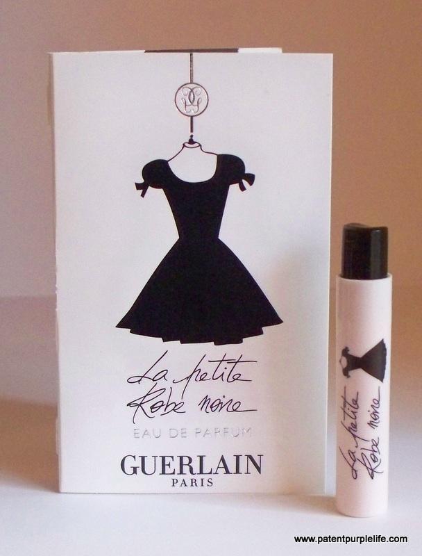 Le Pettite Robe Noir PatentPurpleLife
