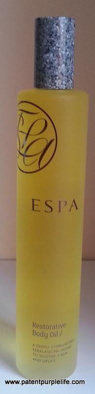 Espa Restorative Body Oil