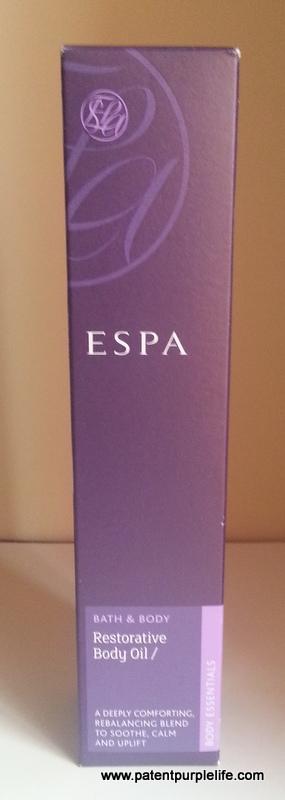 PatentPurpleLife Espa Body Oil