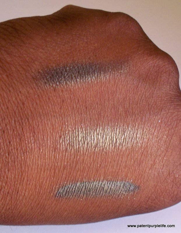 PatentPurpleLife Greensmoke Swatches
