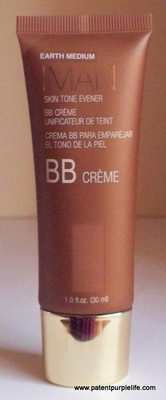 PatentPurpleLife Iman BB Creme 7