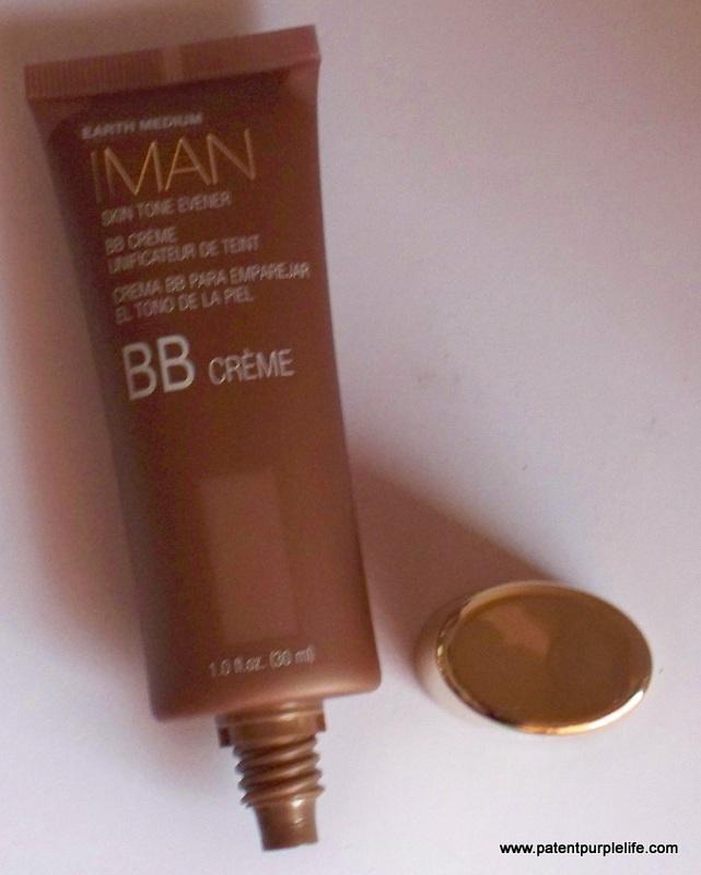 PatentPurpleLife Iman BB Creme 9