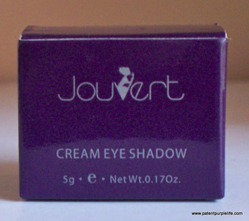 PatentPurpleLife Jouvert Cream Eyeshadow