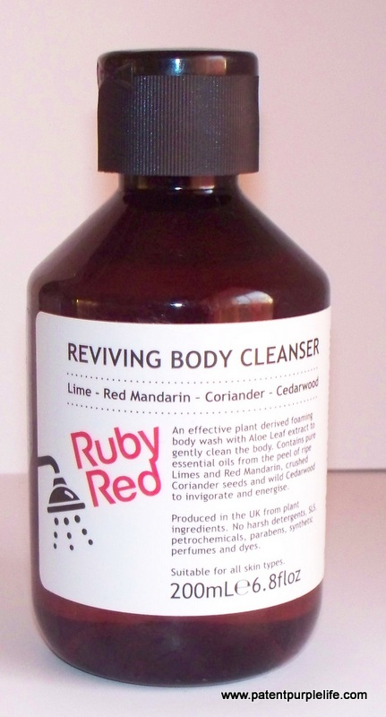 Ruby Red Body Cleanser