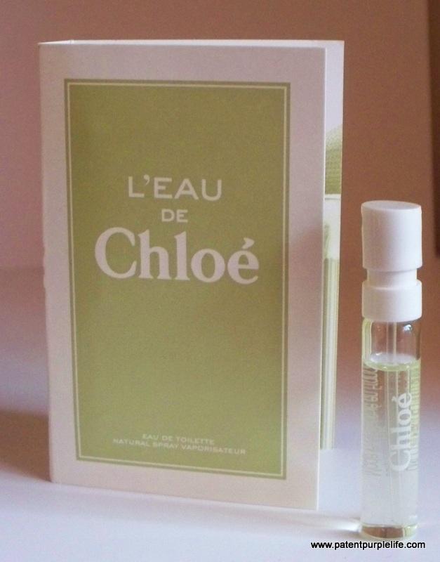 L'Eau de Chloe