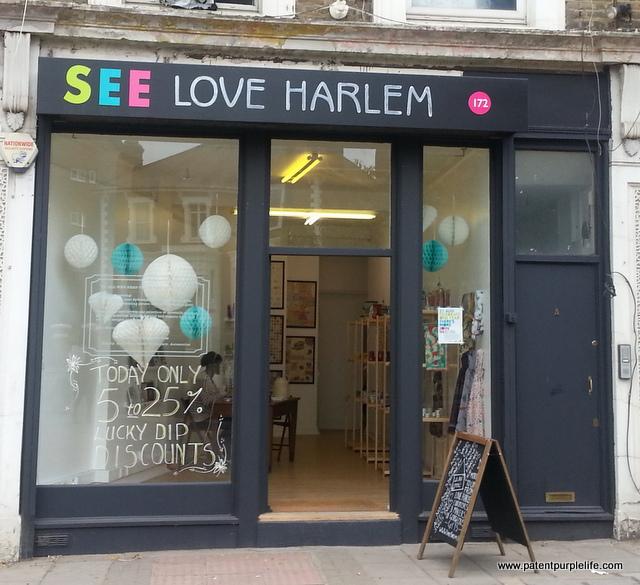 172 Sydenham Road, Love Harlem Pop up shop