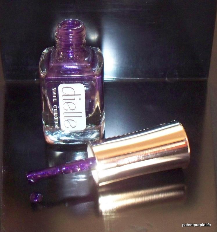 My signature purple - Majestic Obsidian