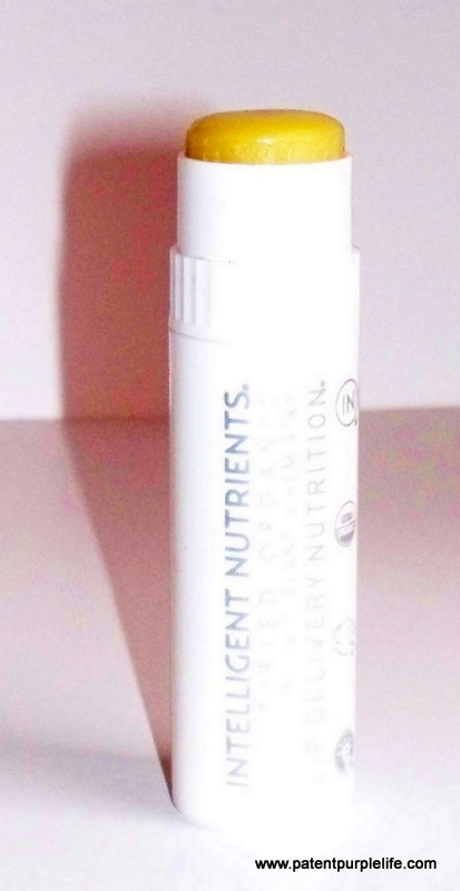 Intelligent Nutrients Lip Balm PatentPurpleLife