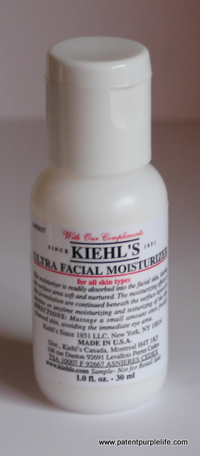 Kiehls Ultimate Facial