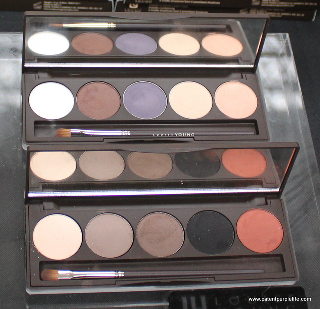 Louise Young Eyeshadow Palettes