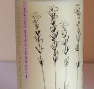 Lucy Annabella Organics Bath Milk