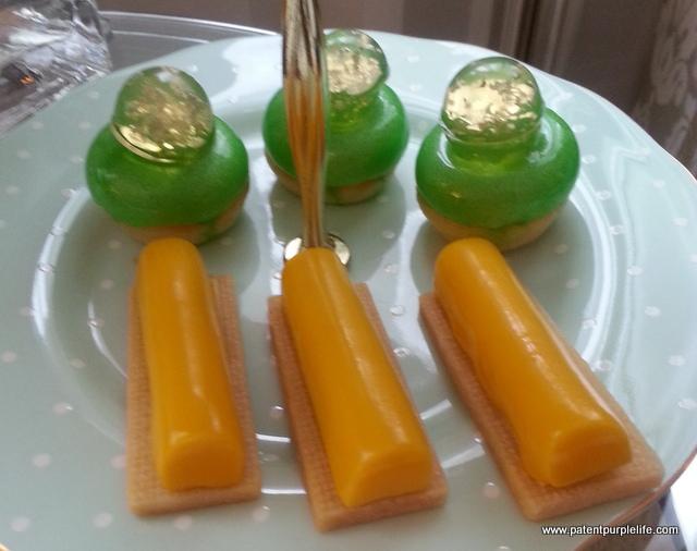 Mango and Pear treats