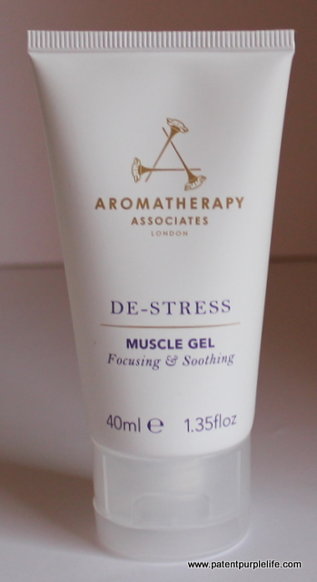 Muscle Gel Aromatherapy Associates
