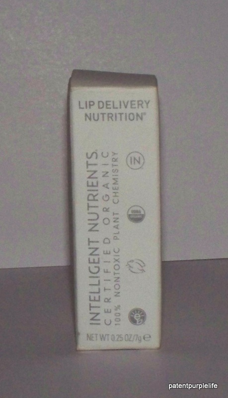 PatentPurpleLife Intelligent Nutrients Lip Balm
