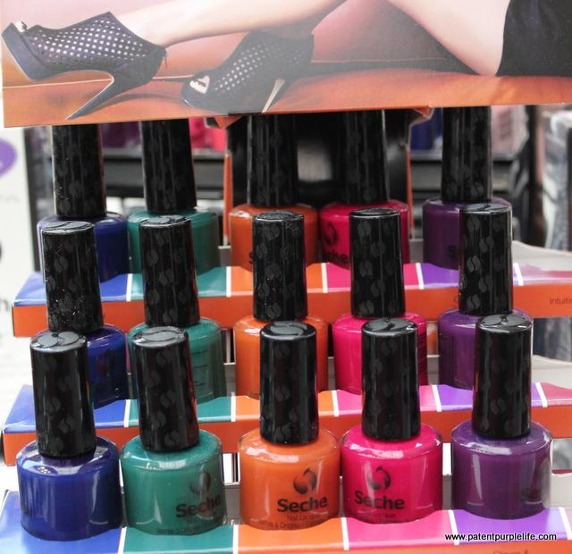 Seche Nail Colour (2)