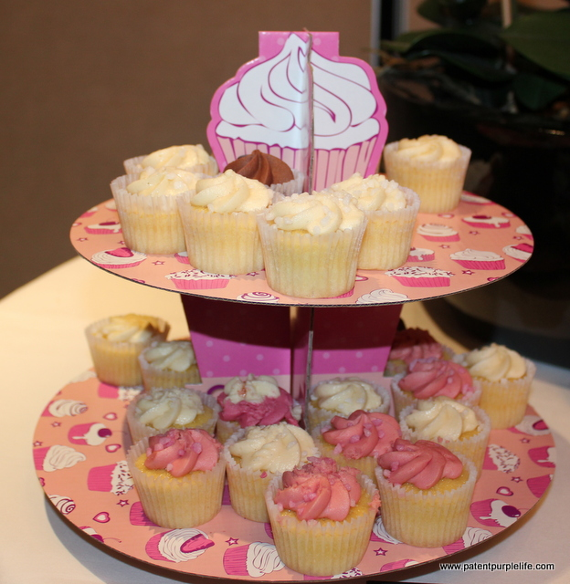 Be Woman Cupcakes
