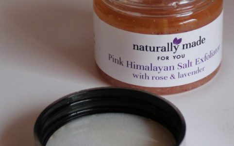 Naturally Made for You Himalyan Salt Scrub