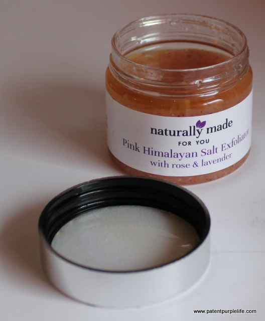 Naturally Made for You Himalyan Salt Scrub