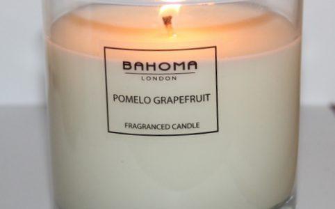 Bahoma Candle