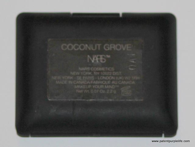Coconut Grove Label