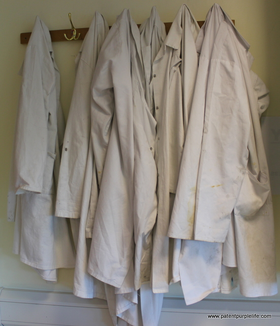 Cosmetic Chemistry Lab Coats