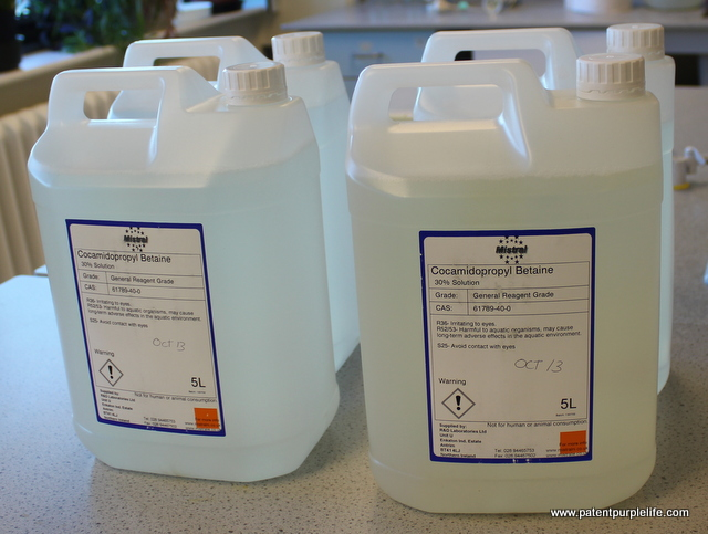 Cosmetic Chemistry Surfactants