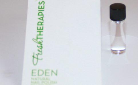 Eden Natural Nail Polish remover