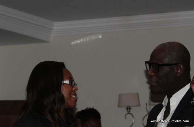 Errol Douglas in conversation with Selina Davis