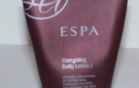 Espa body lotion