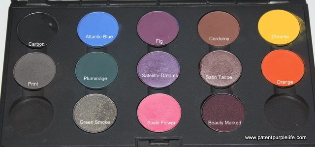 MAC Pro Refill Eyeshadow Palette-001