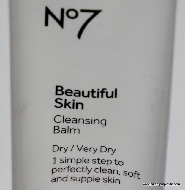 No 7 Beautiful Skin Cleansing Balm
