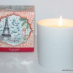 Fragonard Christmas Candle
