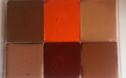 Mandy Gold Maq Pro palette