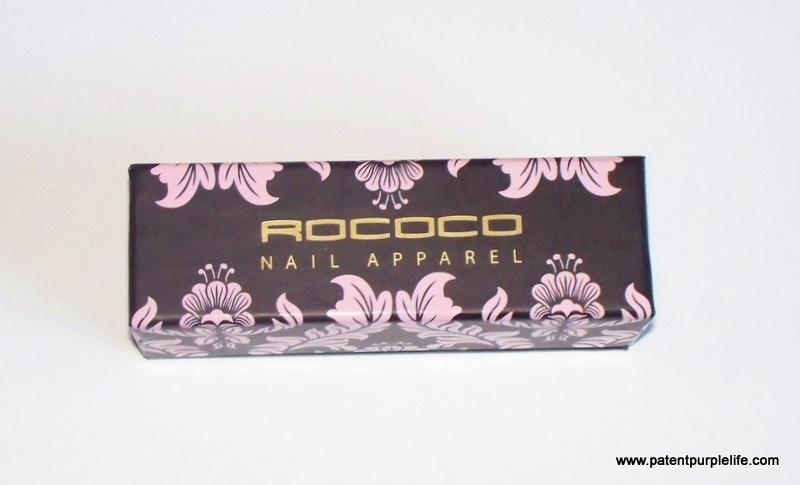 Rococo box